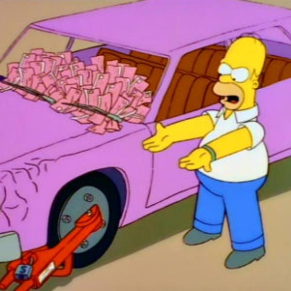 La ciudad de Nueva York contra Homero, los mejores capítulos de Los Simpson.- Blog Hola Telcel
