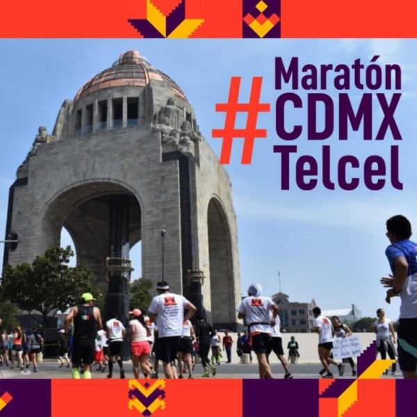 Habrá un Maratón CDMX Telcel virtual para recuperar la medalla del 2020.- Blog Hola Telcel