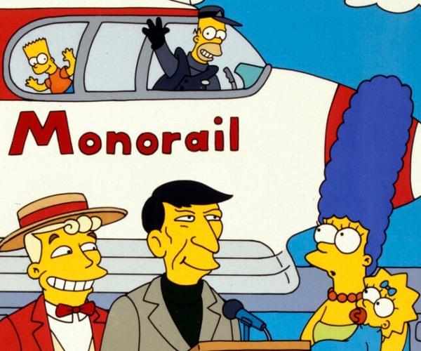 Marge contra el monorriel entre los mejores capítulos de la familia Simpson.- Blog Hola Telcel