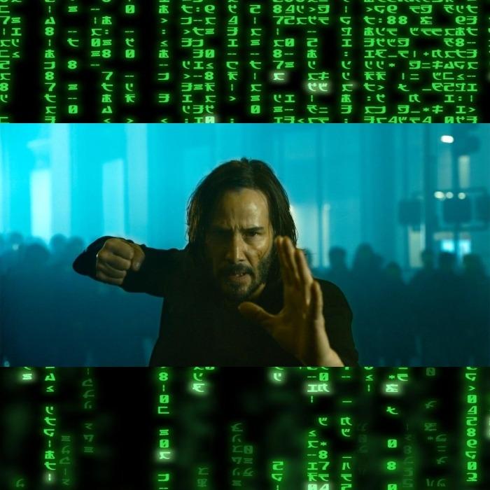 Escenas de tráiler de Matrix 4 Resurrection - Blog Hola Telcel
