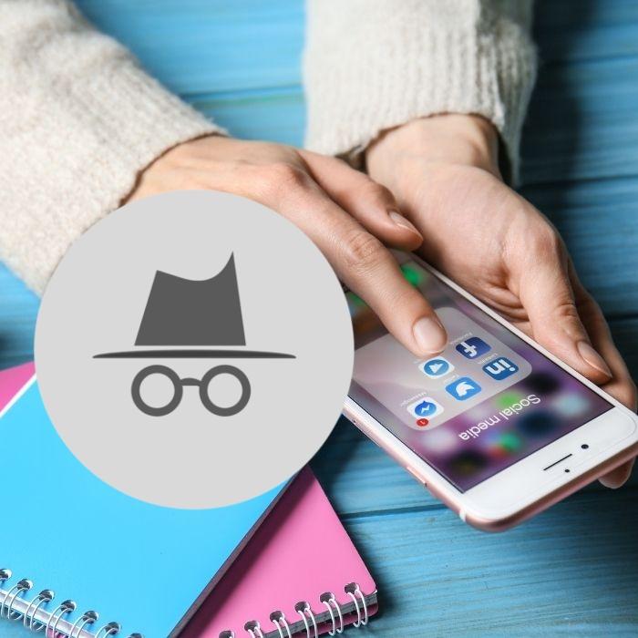 Activa el ícono del candado en Facebook Messenger para utilizar el modo incógnito en tus chats.- Blog Hola Telcel