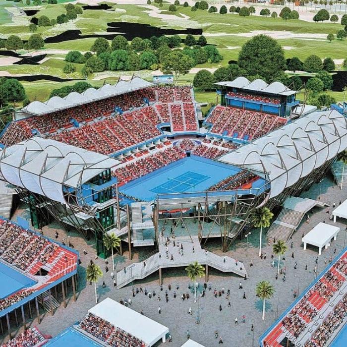 El Abierto Mexicano Telcel estrenará una nueva sede para el año 2022.- Blog Hola Telcel