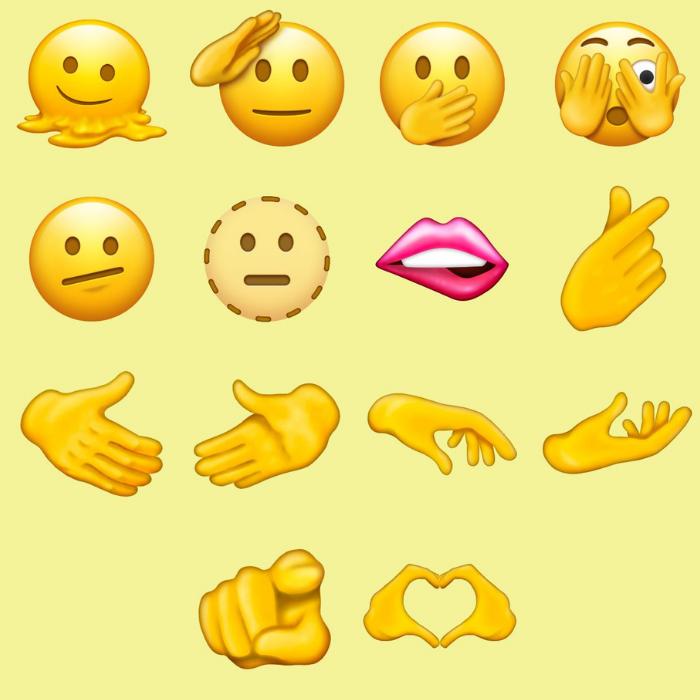 Lista de nuevos emojis para WhatsApp en el 2022 - Blog Hola Telcel