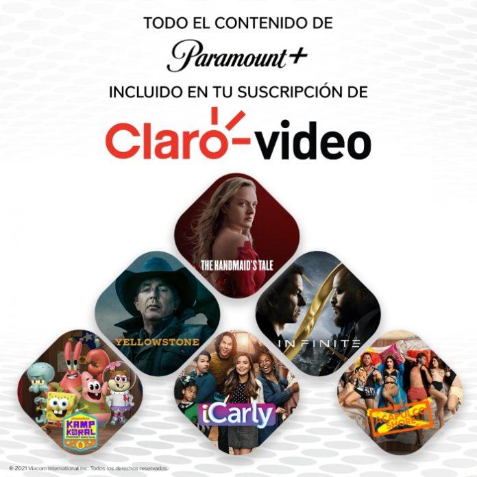 ¡Ahora podrás disfrutar de Paramount+ a través de Claro video!- Blog Hola Telcel