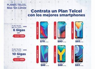 Aprovecha ahora mismo las increíbles promociones que puedes disfrutar al contratar un Plan Telcel. Vigencia al 29 de septiembre de 2021.- Blog Hola Telcel