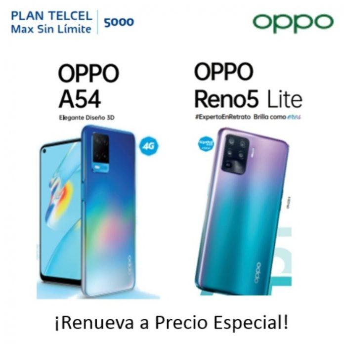 Si estás planeando cambiar tu smartphone llegaste al lugar correcto, ya que puede ser tuyo un OPPO Reno5 Lite o un OPPO A54 con Telcel.- Blog Hola Telcel