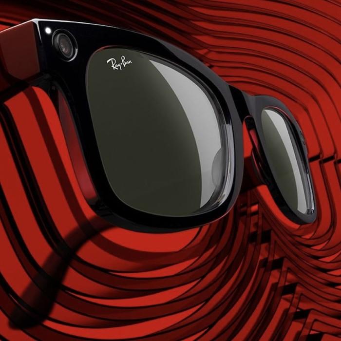 Ray-Ban Stories: ¡Facebook ya puso a la venta sus lentes inteligentes!