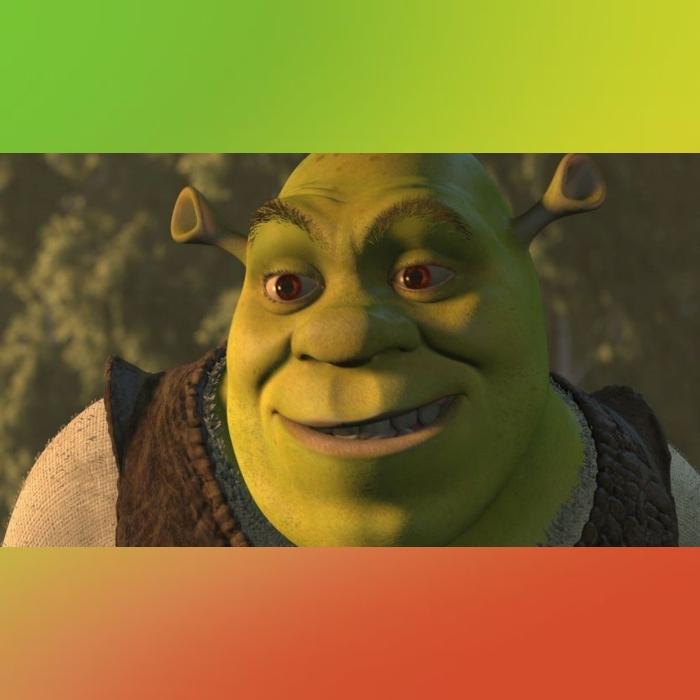 Shrek y Burro, escena en la que dice