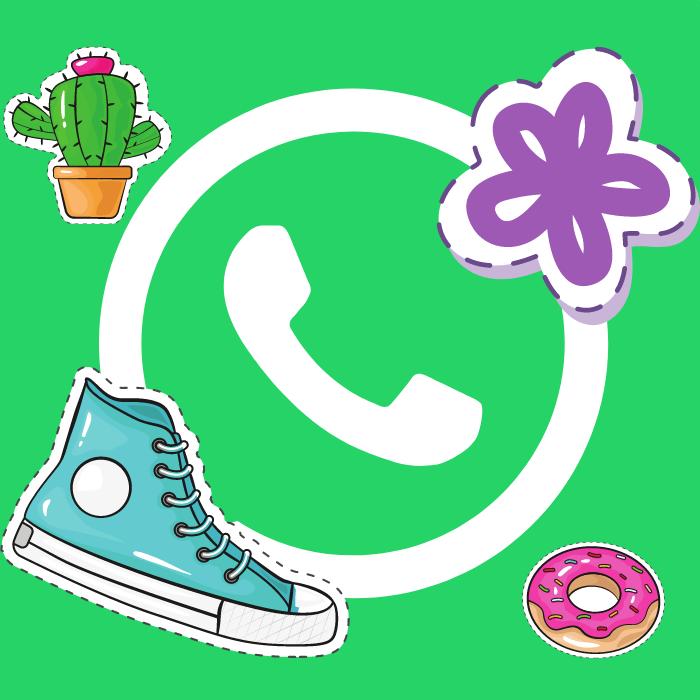 Ya podrás enviar fotos en stickers desde Whatsapp - Blog Hola Telcel