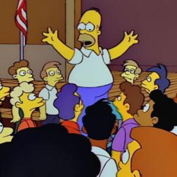 Última salida a Springfield entre los capítulos de 'Los Simpson' mejor calificados por IMBd.- Blog Hola Telcel