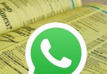"""¿Recuerdas la """"Sección Amarilla""""? WhatsApp tendrá una función similar.- Blog Hola Telcel"""