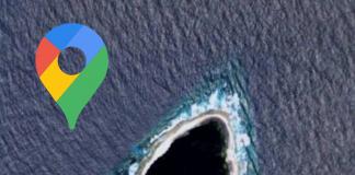 El agujero negro de Google Maps que publicaron en Reddit - Blog Hola Telcel