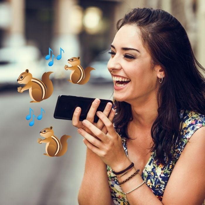 Cambiador de voz con efectos para WhatsApp disponible en Google Play.- Blog Hola Telcel