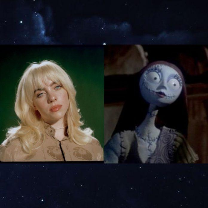 Billie Eilish será la nueva Sally en 'El extraño mundo de Jack'.- Blog Hola Telcel