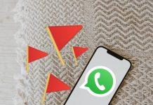 WhatsApp: ¿Cuál es el significado de la bandera roja y por qué es tan popular?- Blog Hola Telcel