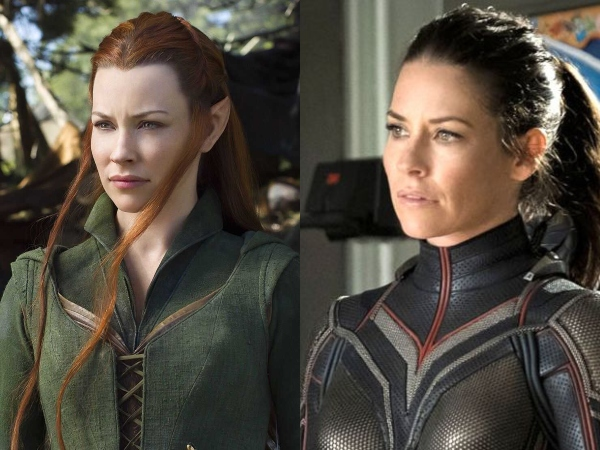 Evangeline Lilly Antes de ser Wasp en Ant-Man, fue Tauriel en El Hobbit.- Blog Hola Telcel