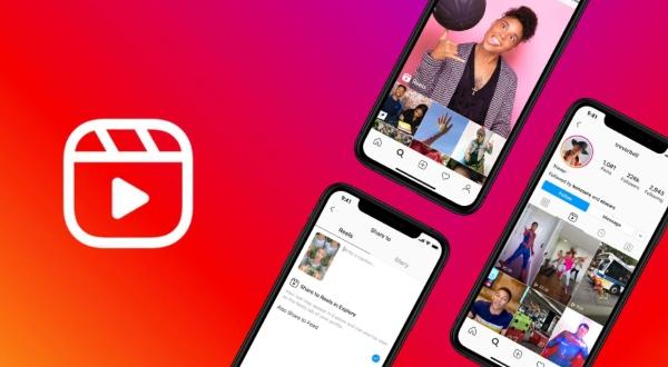 Los Instagram Reels ahora aparecerán como Carretes en Facebook.- Blog Hola Telcel