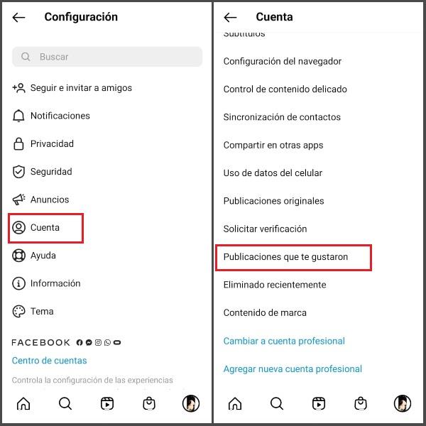 Es posible ver cuántos y a quienes les has dado like en Instagram a través de un procedimiento desde el menú de Configuración.- Blog Hola Telcel