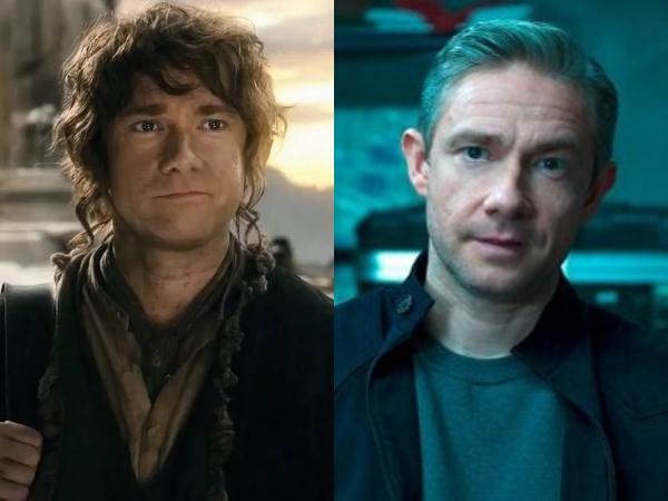 Martin Freeman es Bilbo Bosón en El Hobbit y Everett K. Ross en Marvel.- Blog Hola Telcel