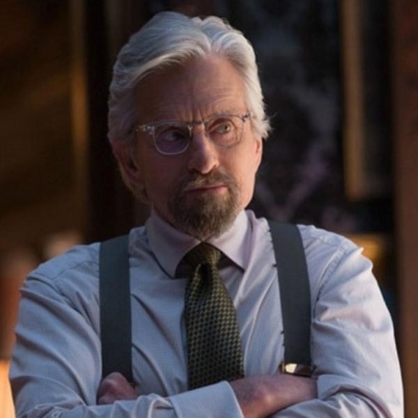 Michael Douglas, gran actor como Meryl Streep, le da vida a Hank Pym en Ant-Man de Marvel.- Blog Hola Telcel