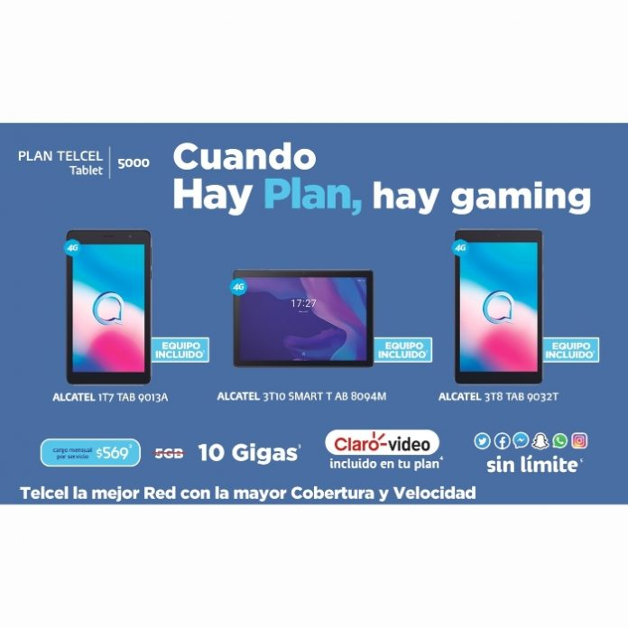 Déjate consentir por la tecnología y variedad de tablets que Telcel tiene para ti. ¡Elige tu tablet favorita y comienza a disfrutar! Vigencia al 13 de octubre de 2021.- Blog Hola Telcel