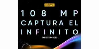 ¡No te pierdas el lanzamiento oficial del nuevo realme 8 Pro!- Blog Hola Telcel