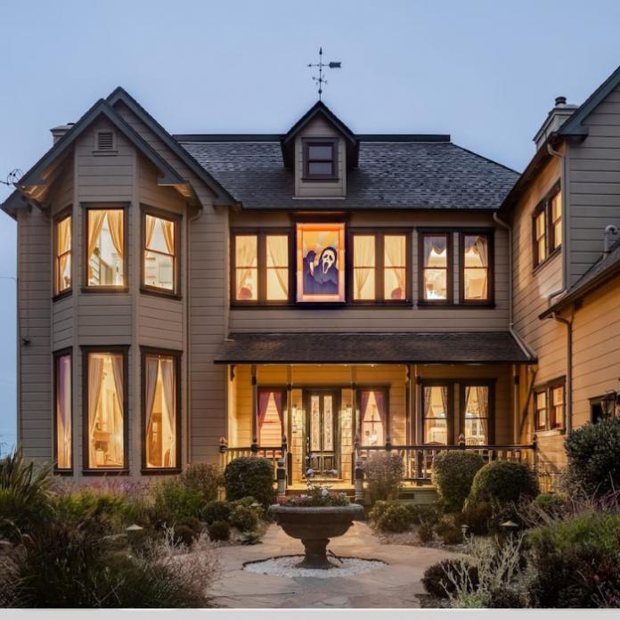 Puedes rentar la casa de Scream en Airbnb - Blog Hola Telcel