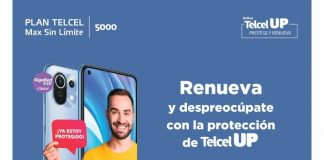 Renueva tu equipo por un nuevo Xiaomi Mi 11 Lite y despreocúpate con la protección de Telcel UP, ¡tu mejor aliado! Vigencia al 13 de octubre de 2021.- Blog Hola Telcel