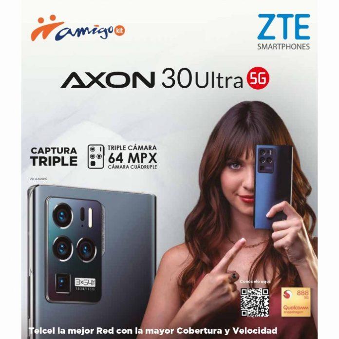 La familia ZTE creció, los nuevos Axon 30 Ultra 5G y Axon 30 ya están disponibles en la Tienda en línea Telcel para que adquieras tu favorito ahora mismo.- Blog Hola Telcel